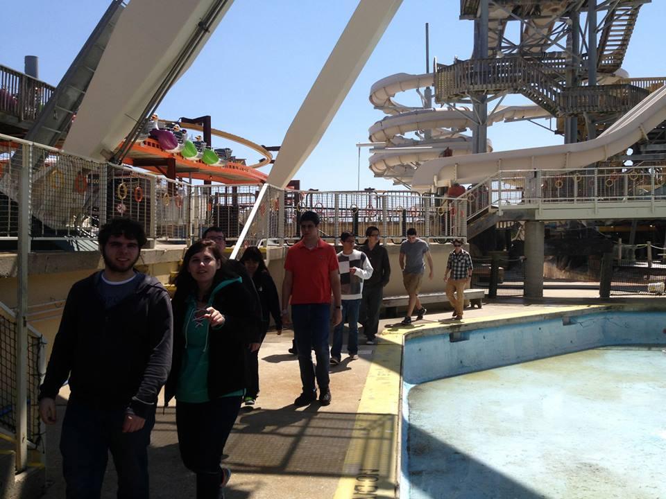 Tour of Morey's Piers 2014