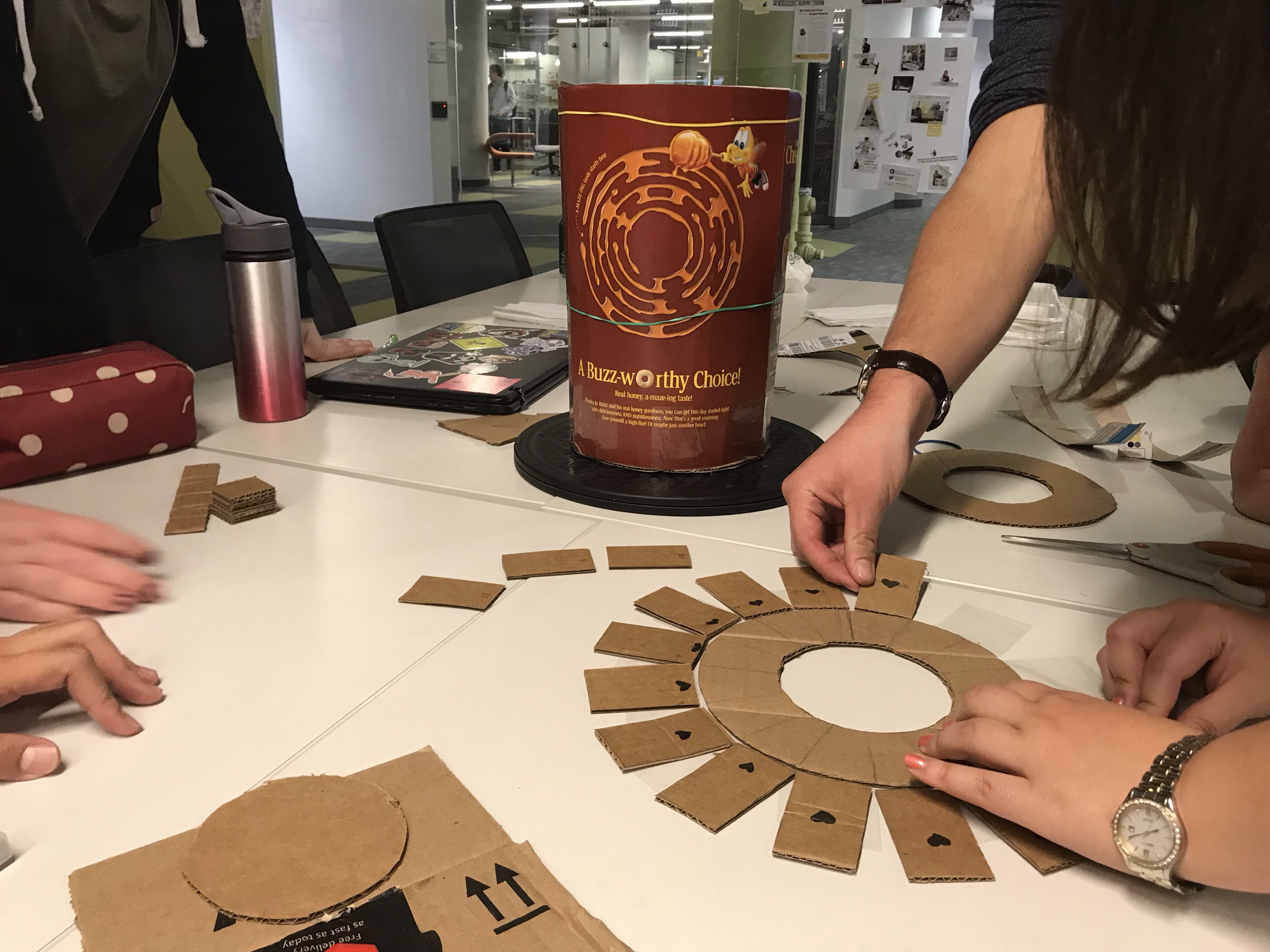 Zoetrope Project: Prototyping