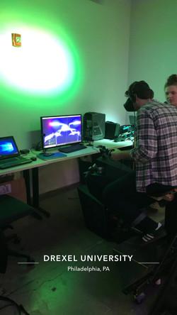 VR Ergonomics Testing