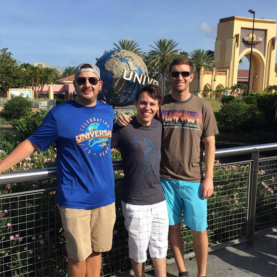 Universal Florida 2016