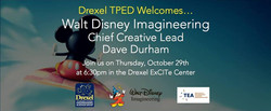 TPED Welcomes Dave 2015