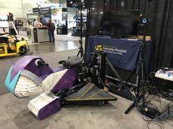 VR Bike v2.0 at SIGGRAPH 2019