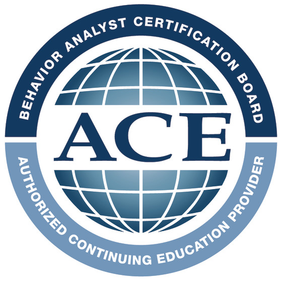 Approved ACE Provider!