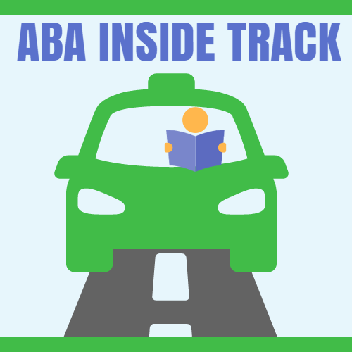 Podcast: ABA Inside Track