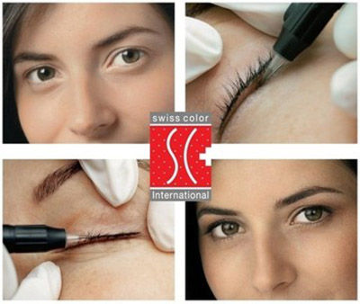 Permanent Make-up Oberlid