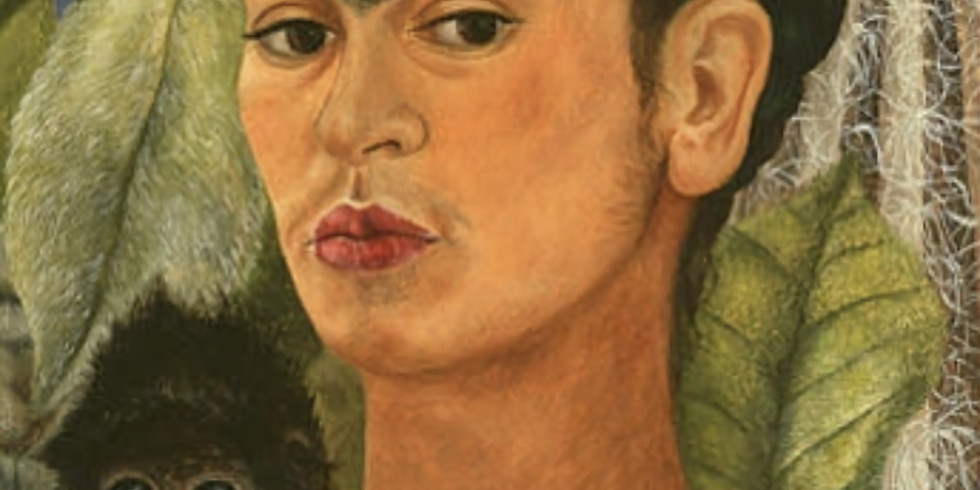 Wander Workshop: Meet Frida Kahlo- Self Portraits PART 2