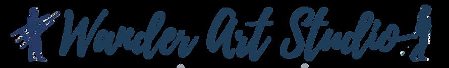 Wander Logo Walking Girls blue banner.pn
