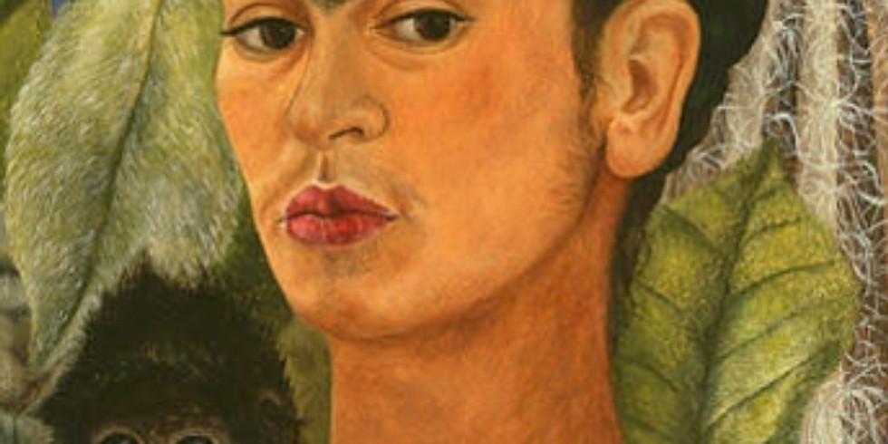 Wander Workshop: Meet Frida Kahlo- Self Portraits PART 1
