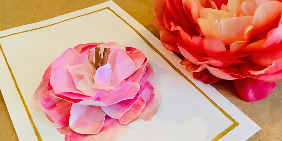 Mother's Day Make & Take- Pop Up Children's Art Class