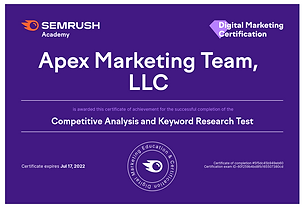 SEMrush-Academy-Certificate-5f5dc45b949eb60d4ee690541f5468dc079d1c97287d18409cbc3b7f25510b