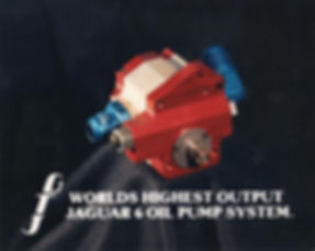 GTJ Super Oil Pump