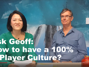 Ask Geoff: how to have a 100% A-Player culture?