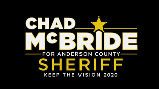 Anderson County Sheriff announces intent to run for office again