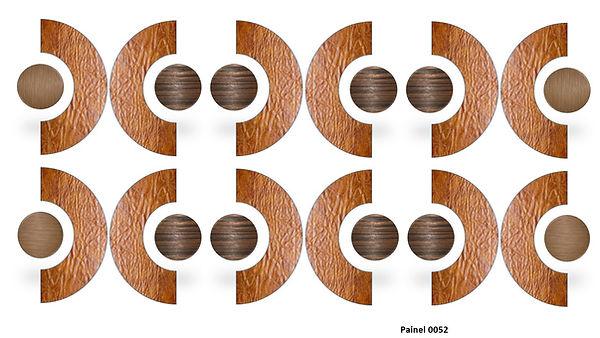 Peinel decorativo de parede em madeira.Quadros decorativos de parede em madeira,couro,tecido e vinílico.