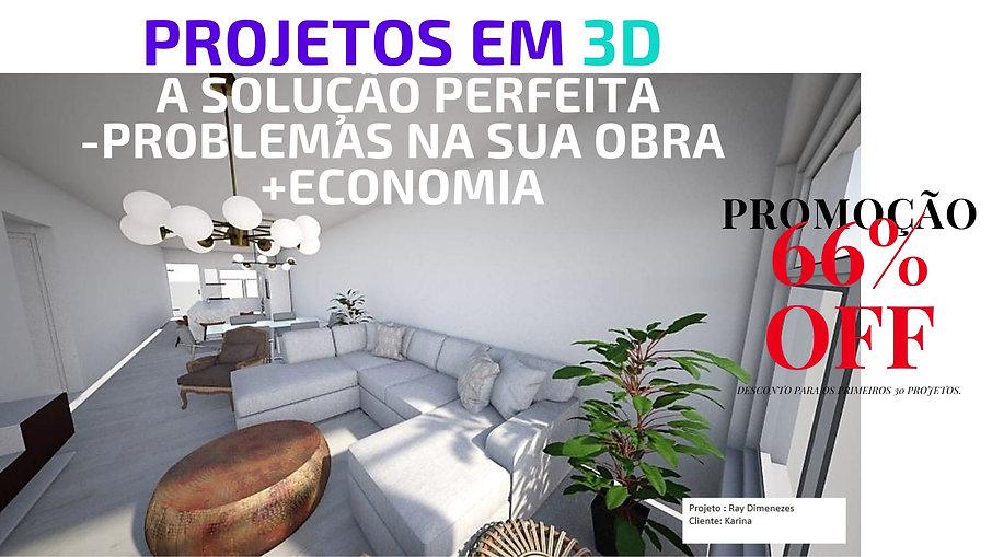 WWW.LUSTRESPARASALA.COM/PROJETOS3D - PROJETOS EM 3D.