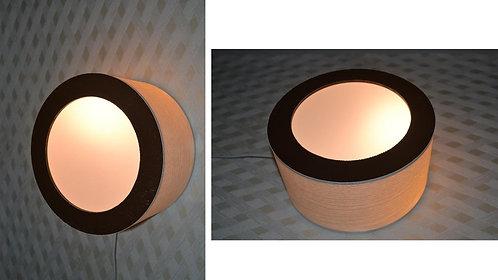 Luminária de parede  21cm x 10cm