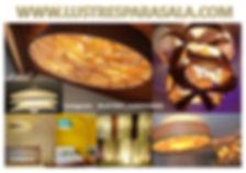 Iluminação-Promoção-Oferta-Liquidação-Luminárias-Lustres-Pendentes-Sala-Estar-Jantar-Madeira-Abajur