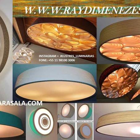 Dicas-Lustres para Sala-Estar-Jantar-Madeira-Pendentes-Iluminação