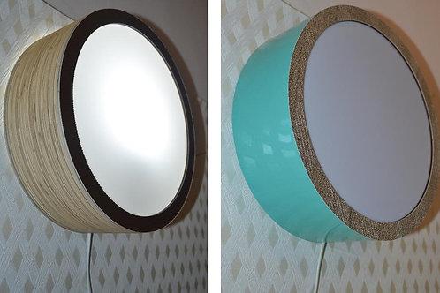 Abajur-Luminária-hotel  21cm x 10cm  - valor para compra mínima de 50 unidades