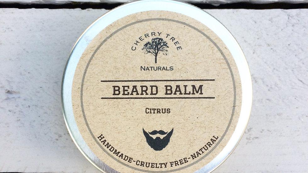 Organic Citrus Beard Balm