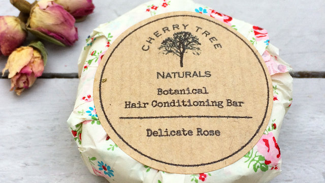 Botanical Hair Conditioner - Delicate Rose