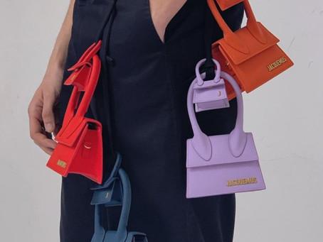 preslatke male torbice okupirale Paris Fashion Week