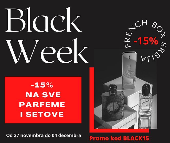 Brown Black Friday Sale Announcement Fac