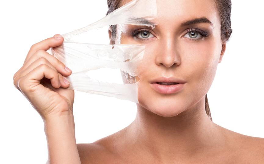 prirodni piling za lice , prirodna maska za lice