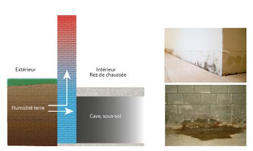 humidité des murs solution