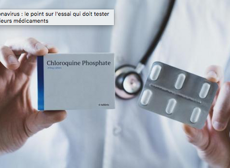 Francuzi pronasli Lek protiv Koronavirusa (trenutno testiraju na 3200 obolelih u evropi)