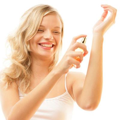 kako se nanosi parfem