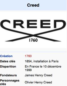 Creed parfemi cena