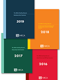 NRCA Roofing & Waterprooofing-2019 Boxed Set