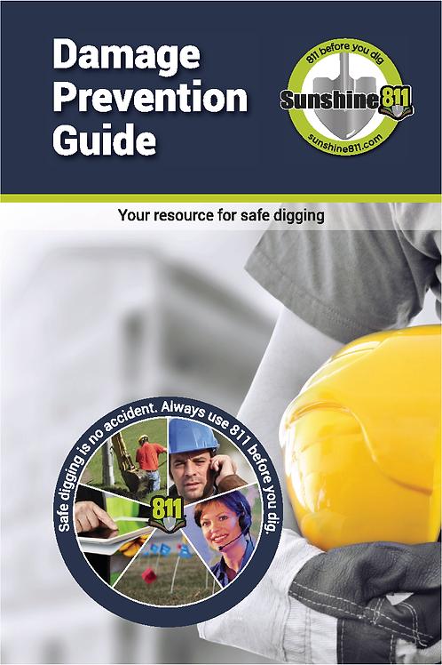 Damage Prevention Guide, October 2017