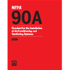 NFPA 90A, 2015