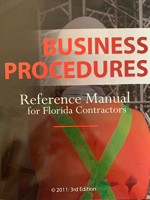 GITS Business Procedures Manual 3rd Edition