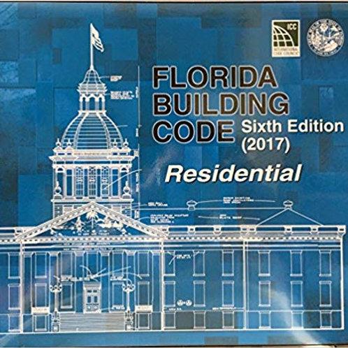 Florida Building Code 2017-Residential
