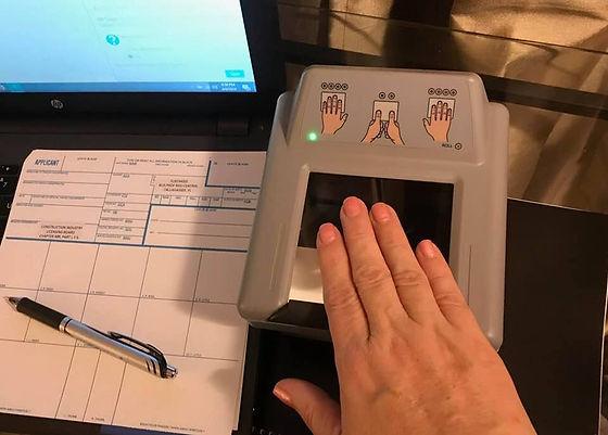 Fingerprint Livescan