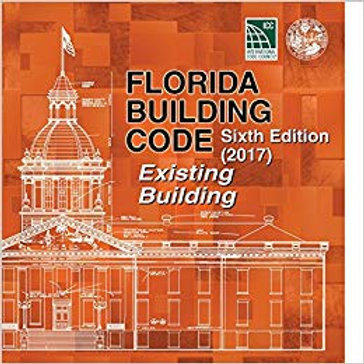 Florida Building Code, Existing 2017