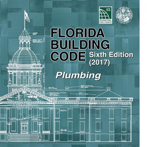 Florida Building Code - Plumbing 2017