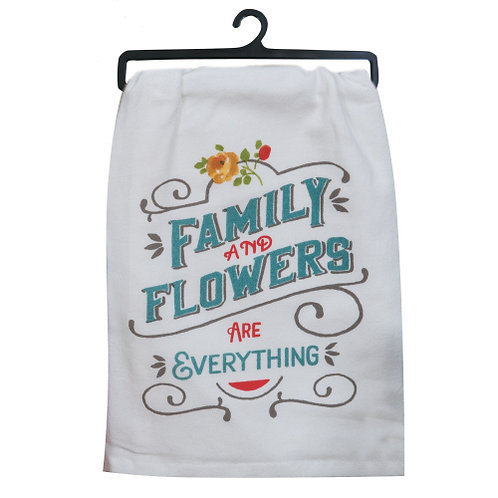 Country Fresh Towel
