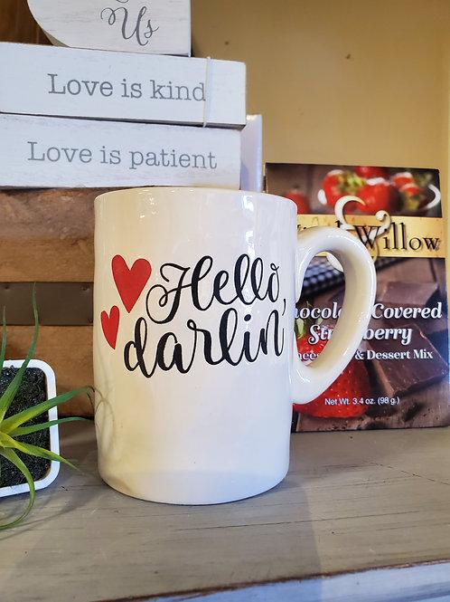 Hello Darlin' Mug