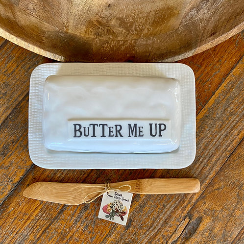 Butter Me Up Dish