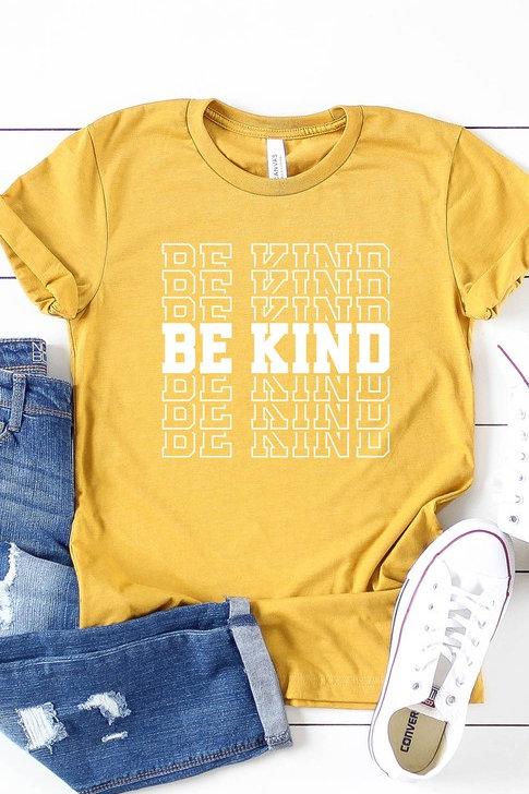 Be Kind Vintage tee