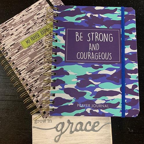 Boys Prayer Journal