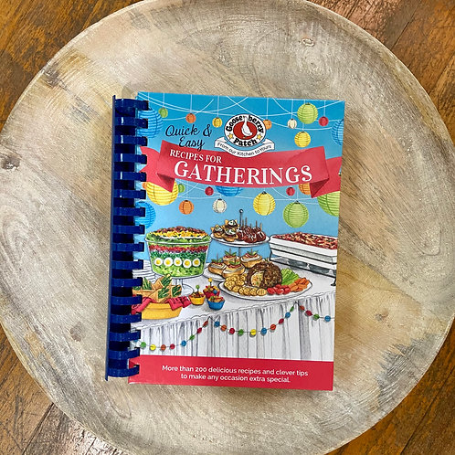 Easy Gatherings Cookbook