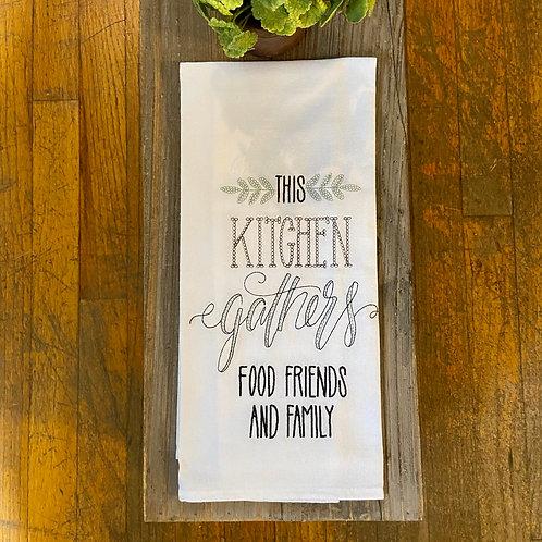 Kitchen Gathering Towel