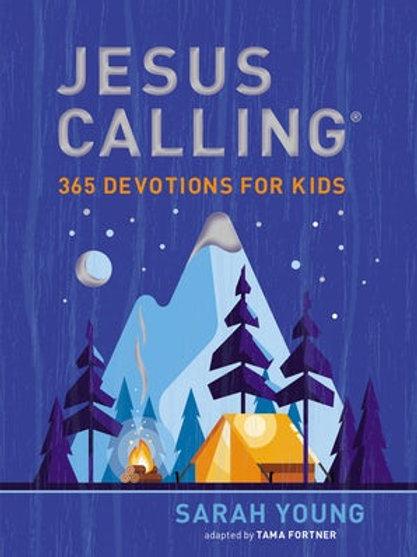 Jesus Calling Kids (Boys Edition)
