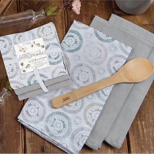 Handmade Towel Set (3pc)