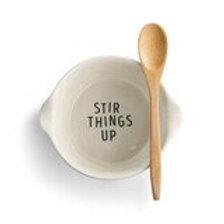 Appetizer Bowl & Spoon